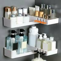Corner Storage Rack Bathroom Shower Shelf Organiser Basket Tidy Rotating Tripod
