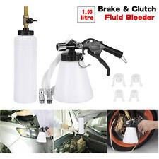 Car Brake Bleeder Bleeding Fluid Change Kit Air Pneumatic Garage Vacuum Tool Kit