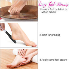 Double Side FOOT RASP Hard Dead Skin File CALLUS Remover Feet Scrubber Pedicure