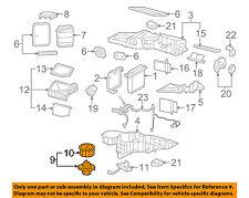 GM Factory OEM Heater AC Fan Blower Motor 22741027