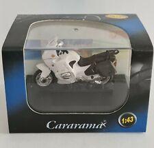 Rare moto 1/43 Cararama BMW 1100 RT Police Gendarmerie Tour de France neuve