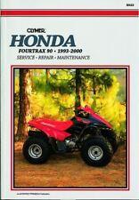 Honda Fourtrax 90 1993 - 2000 Workshop Manual