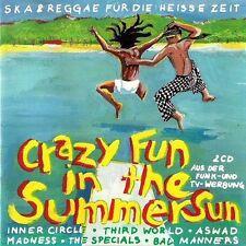 Crazy Fun in the Summertime-Ska Reggae & (1993, BMG) Inner Circle, Th [CD DOPPIO]