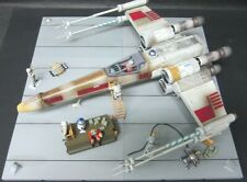 Rare! Kotobukiya 1/35th Star Wars X-Wing Cross Section Model Kit & Display