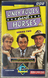 Only Fools & Horses Series 2 VHS Video Retro **FREE P&P**