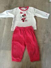 Pyjama 2 pièces Minnie 18 mois - occasion