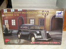 Bronco 1/35 Scale German Light Saloon Coach Model 1937  - Factory Sealed
