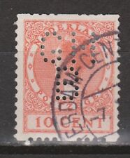 R10 Roltanding 10 used PERFIN GHB Nederland Netherlands Pays Bas syncopated