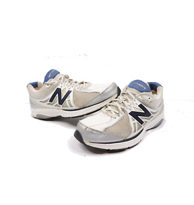 Vintage New Balance 847 Mens 11.5 2E Spell Out Dad Shoes Sneakers White USA