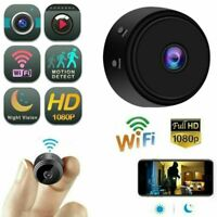 Mini WIFI Kamera WLAN Webcam Überwachungs Nachtsicht HD 1080P drahtlose Camera