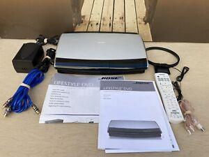 "Bose Lifestyle System AV48  Media Center ""Working Conditions!!"