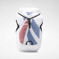 Reebok Classics Pump Backback White RRP £75 EC8576 UNISEX FREE POSTAGE