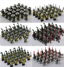 21 Pcs Minifigures lego MOC Retro Roman Knight - Medieval & Weapons