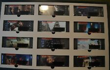 Empire Strikes Back Film Frames - Officially Licensed - Includes Frame -Complete
