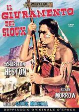 Dvd IL GIURAMENTO DEI SIOUX - (1952) *** A&R Productions *** .....NUOVO