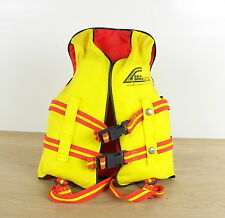 Sea Breez Pfd Type Iii Children Life Boat Jacket Vest Flotation Device pre owned