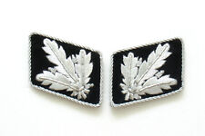WW2 German Elite Officer Brigadier General Collar Tabs