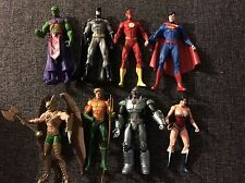 DC Collectibles Justice League New 52 Figures Hawkman Martian Manhunter & More