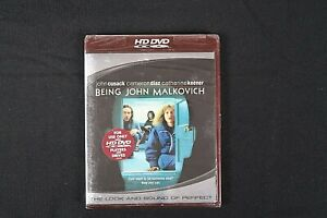 Being John Malkovich (HD-DVD, 2007) Only For HD-DVD Players Sealed !