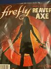 Loot Crate Firefly Exclusive Rivers Inflatable Reaver Axe Serenity QMx Cosplay