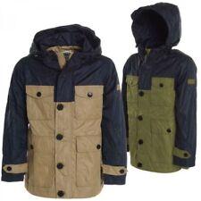 Winter 116 Jungen-Jacken, - Mäntel & -Schneeanzüge aus Mischgewebe für Größe