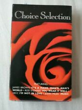 LITTLEWOODS ~CHOICE SELECTION ON CASSETTE TAPE 1994