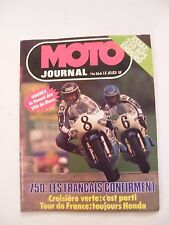 Motorcycle Journal June 1978 No.366 250 BPS Enduro