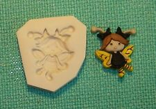 Baby Girl Bee Pixie Fairy Polymer Clay Push Mold CUTE! 0 S/H AFTER 1st item #1