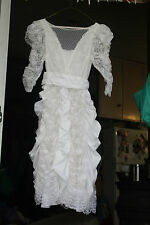 Crystal Collection Wedding Dress Size 8 Faultless Dry Cleaned