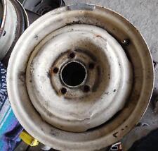 "Genuine OEM 1963 Volvo 15"" Steel Wheel Rim Qty 1 per Order 89991"