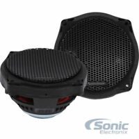 "NEW ROCKFORD FOSGATE POWER TMS6SG 6.5"" 1998-2013 COAXIAL CAR AUDIO MOTOR SPEAKER"