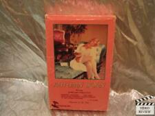 Autumn Born VHS Large Case Dorthy Stratten Monterey Home Video; VG