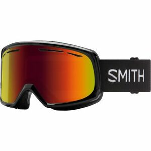 Smith Drift Goggles - Women's Red Sol-X Mirror/Black One Size