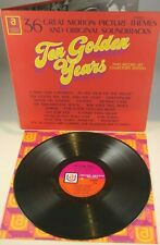 TEN GOLDEN YEARS 36 MOTION PICTURE THEMES SOUNDTRACKS UA