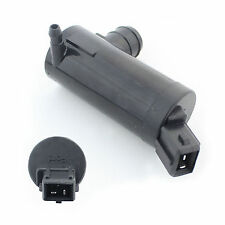 Ford Fiesta MK2 Variant1 Front Single Outlet Windscreen Window Washer Pump