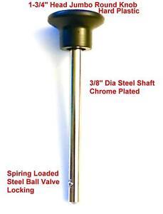 "Pin Tensile 3/8"" Dia 4-1/4"" Locking Space | Universal Weight Stack Selector KEY"