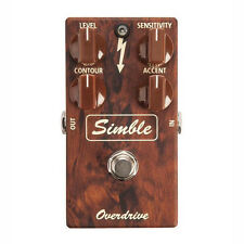 MAD PROFESSOR Simble Overdrive Guitar Effect Pedal