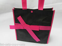 PINK BLUE CLOTH GIFT LUNCH SMALL SHOPPING LADIES GIRLS SHORT HANDLE HANDBAG UK