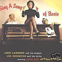 LAMBERT HENDRICKS AND ROSS Sing a son FR Press 33 Tours