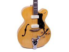 Guild X-175B Manhattan Vibrato Tailpiece Hollowbody Archtop Electric Guitar  w/