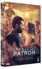 """DVD """"La fille du patron""""   NEUF SOUS BLISTER"""