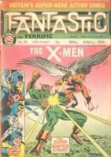 FANTASTIC COMICS 89 ISSUES + TERRIFIC COMICS 43 ISSUES DVD ROM