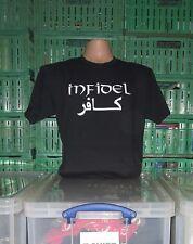 Infidel T SHIRT RINGER VEST