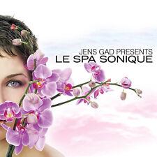 JENS GAD Le Spa Sonique CD NEU / Chillout & Relax / Pop With Vocals / Ambient