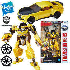 TRANSFORMERS 5 THE LAST KNIGHT BUMBLEBEE DELUXE ACTION FIGURES CHEVROLET CAR TOY
