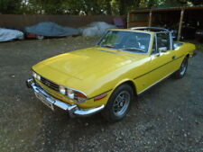 Triumph STAG - Manual overdrive - Long mot, fully serviced- pretty looking