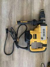 Dewalt D25601 1 34 Sds Max Rotary Hammer Corded