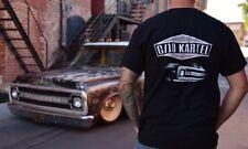 Chevy truck C-10 Kartel black T-shirt 2XL-tall GILDAN 100% cotton 67-72