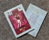 Aston Villa v Leeds PREMIER LEAGUE Programme 23/10/2020! READY TO DISPATCH!!!!