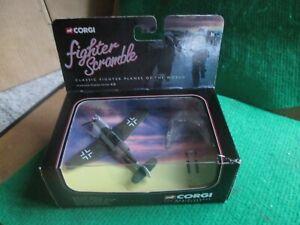 CORGI FIGHTER SCRAMBLE MESSERSCHMITT BF-109 LUFTWAFFE (LOT J51) BOXED
